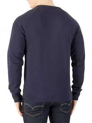Gant Marine Original Logo Sweatshirt
