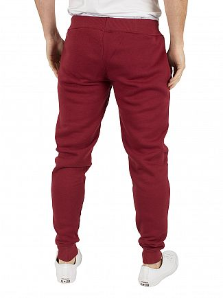 Gym King Cordovan Core Logo Fleece Pant Joggers