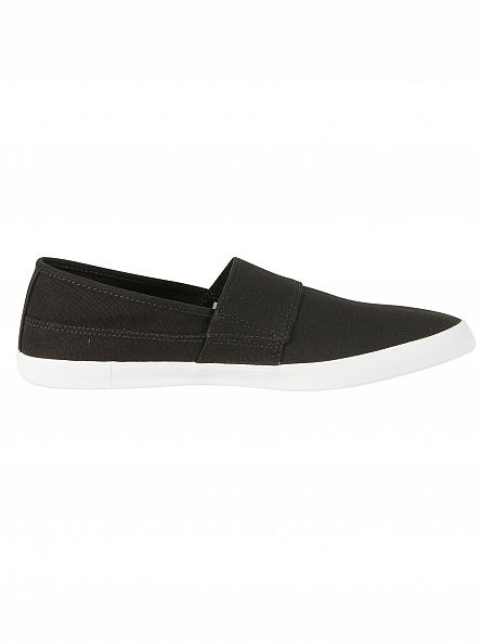 Lacoste Black Marice BL 2 CAM Trainers