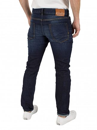 Scotch & Soda Beaten Track Blue Ralston Slim Fit Jeans