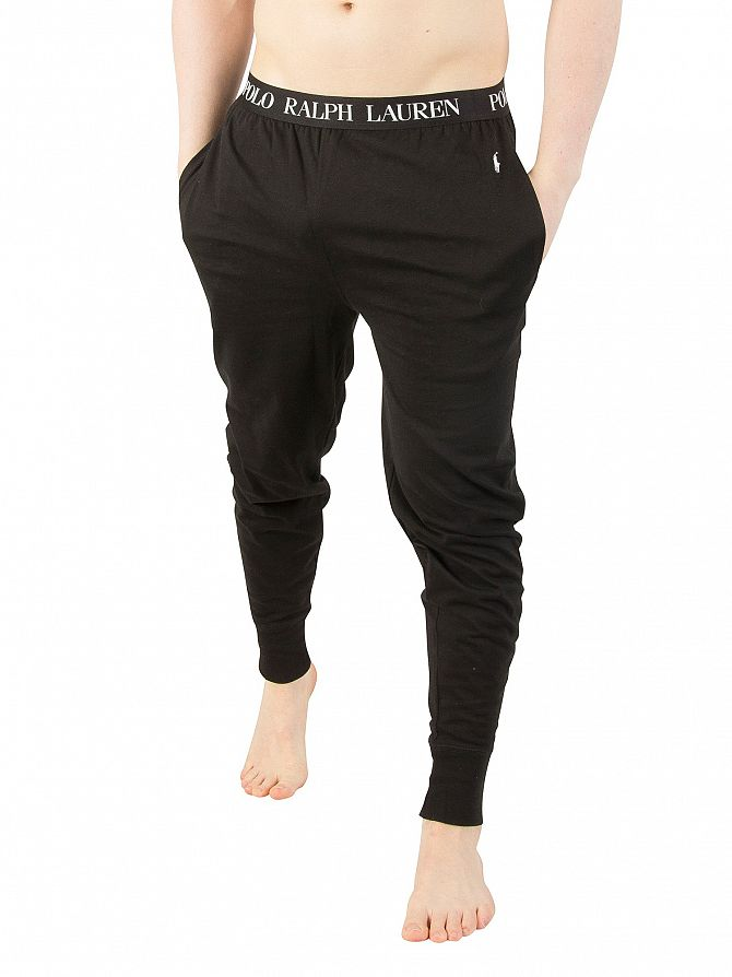 Polo Ralph Lauren Polo Black Logo Waistband Pyjama Bottoms