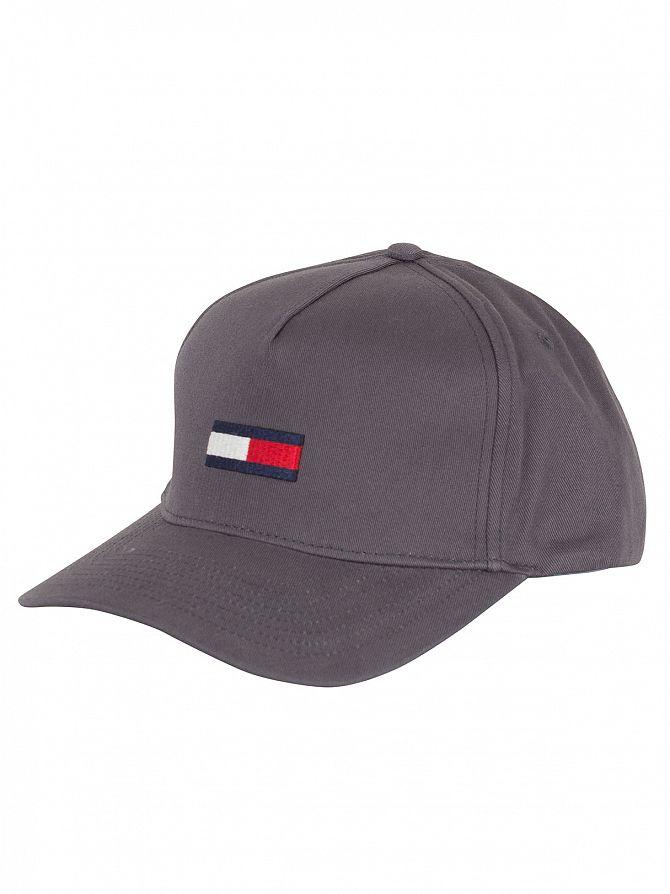 Tommy Hilfiger Denim Ebony Flag 11 Logo Cap