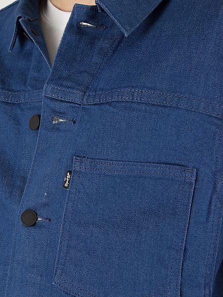 Levi's Blue Line 8 OT Rinse Trucker Jacket
