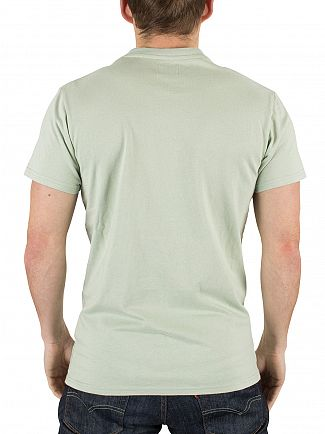 Edwin Mint Pocket T-Shirt