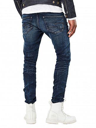 G-Star Vintage Medium Aged Revend Super Slim Fit Jeans