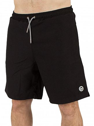 Hype Black Core Logo Swimshorts