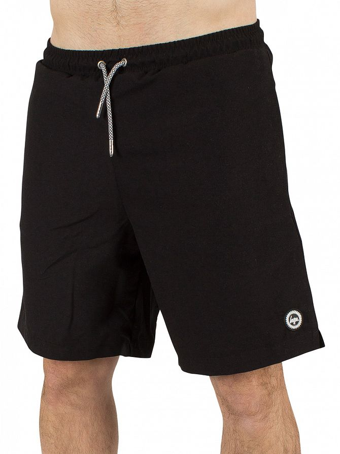 Hype Black Core Logo Swimshorts