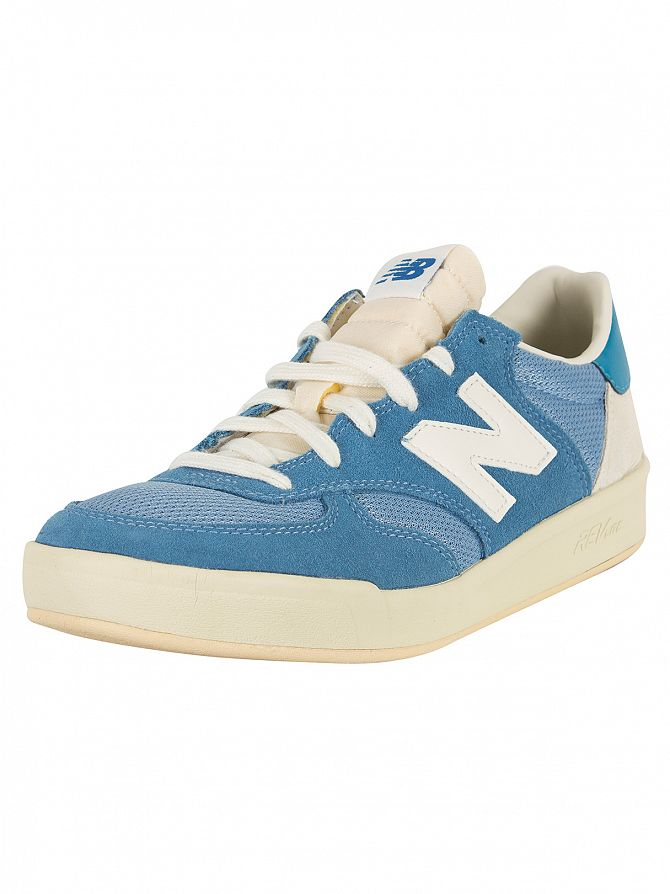 New Balance Light Blue 300 Trainers