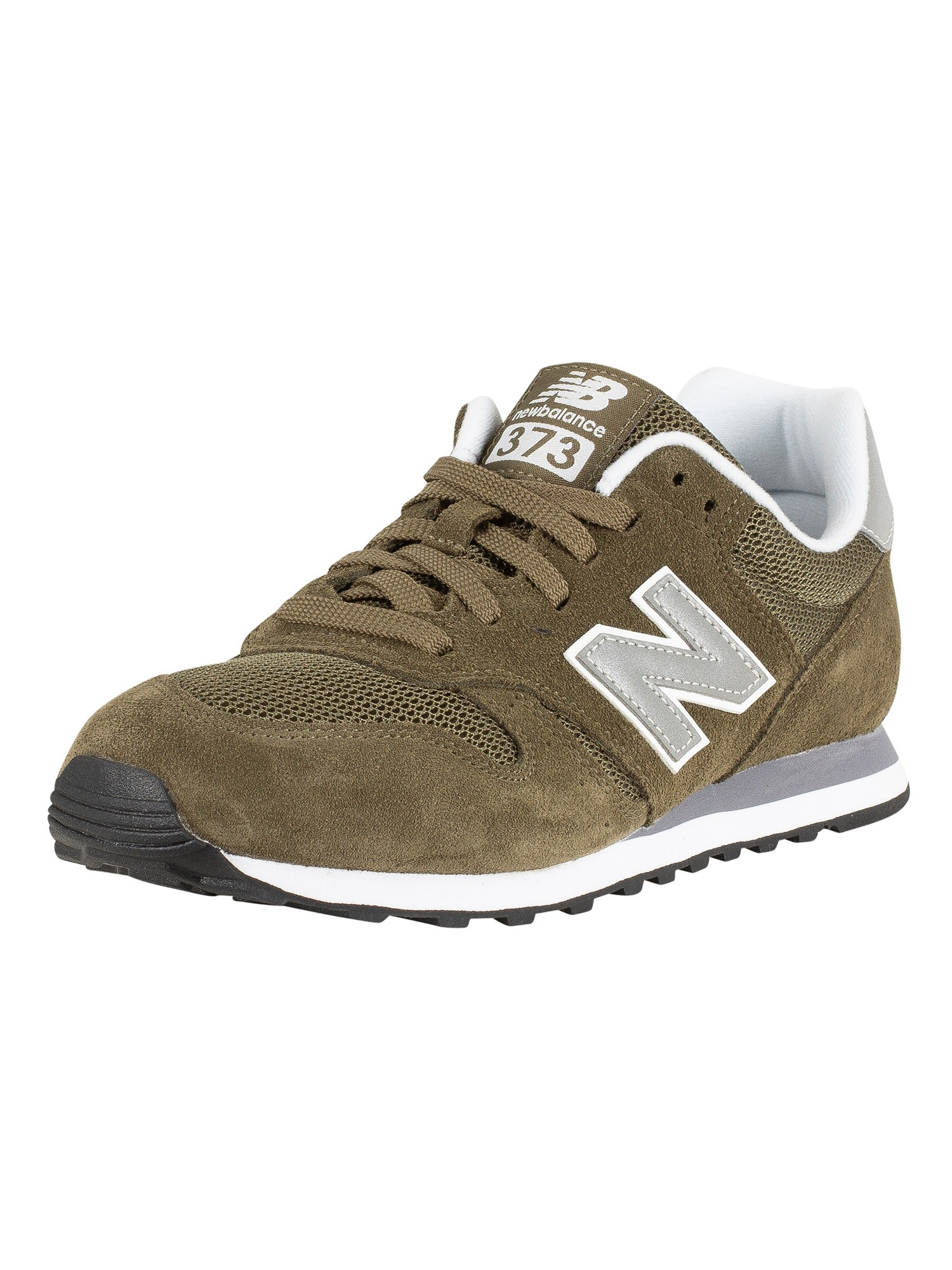 new balance dark green 373 trainers stand out. Black Bedroom Furniture Sets. Home Design Ideas
