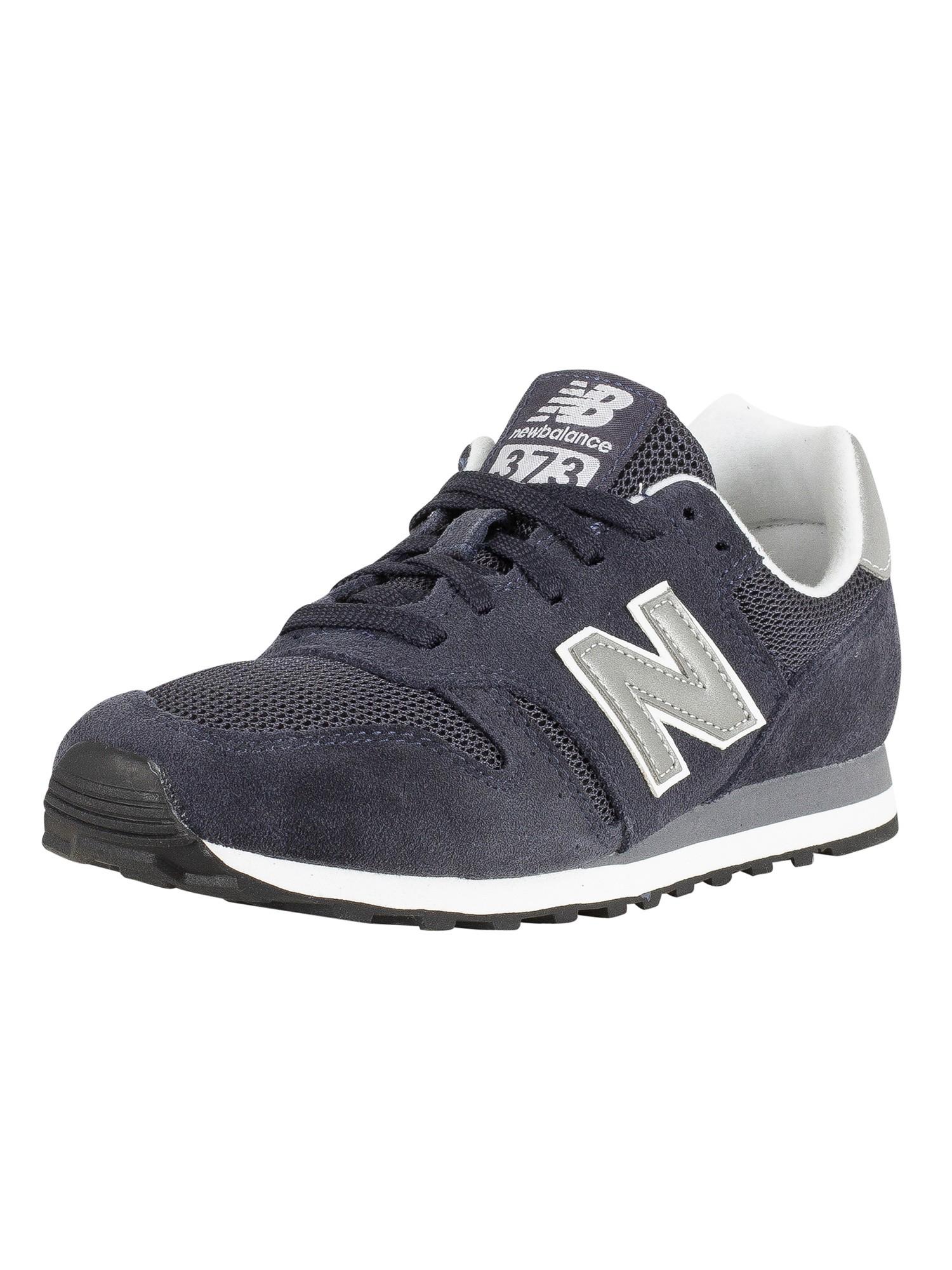 373 new balance navy