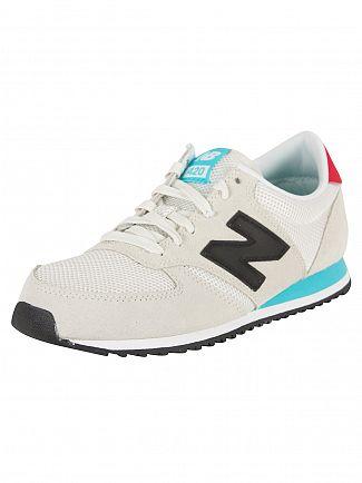 New Balance Grey 420 Trainers