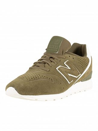 New Balance Brown 996 Trainers