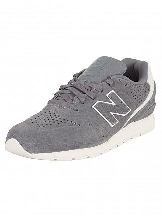 New Balance Grey 996 Trainers
