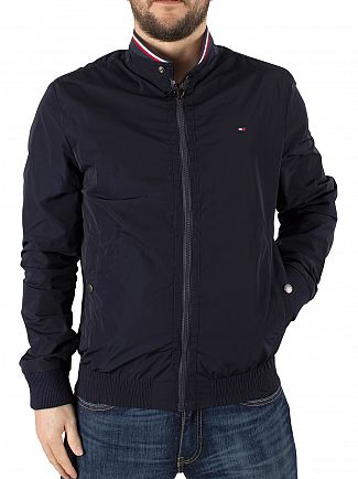 Tommy Hilfiger Midnight Logo Zip Jacket