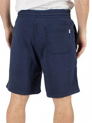 Converse Nighttime Navy Core Logo Sweat Shorts