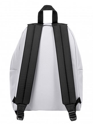Eastpak Base White Padded Pak R Logo Backpack