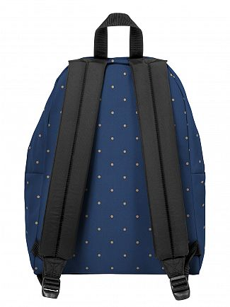 Eastpak Dot Blue Padded Pak R Logo Backpack