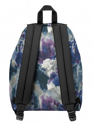 Eastpak Dust Jan Padded Pak R Pattern Logo Backpack