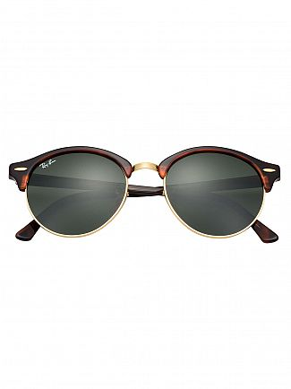 Ray-Ban Brown   Acetate Sunglasses