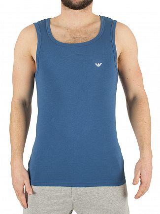 Emporio Armani Pencil Left Chest Logo Vest