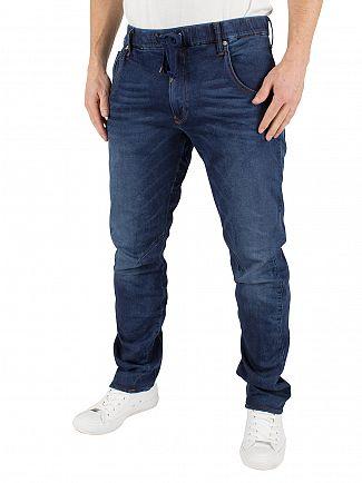 G-Star Dark Aged ARC 3D Sport Tapered Jeans