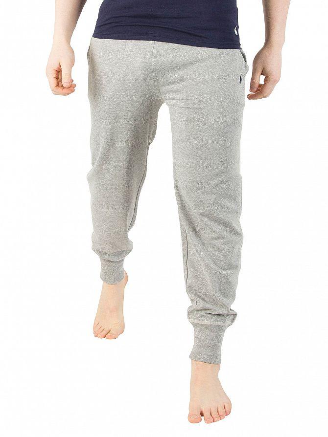 Polo Ralph Lauren Andover Heather Logo Pyjama Bottoms