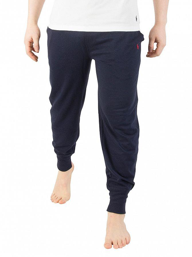 Polo Ralph Lauren Cruise Navy Logo Pyjama Bottoms