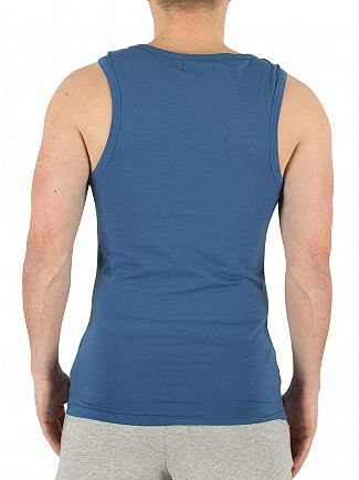 Emporio Armani Pencil Left Chest Logo Vest
