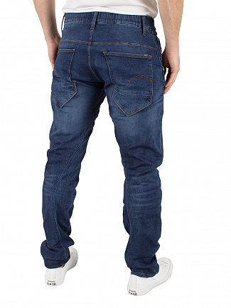 G-Star Dark Aged ARC 3D Sport Tapered Jeans