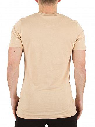 Hype Sand Script Logo T-Shirt