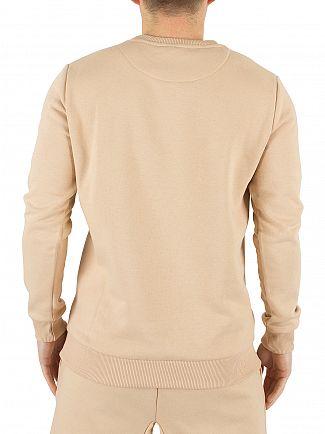 Hype Sand Crest Logo Sweatshirt