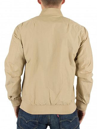 Jack & Jones Safari Pacific Logo Bomber Jacket