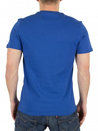 Lyle & Scott True Blue Plain Logo T-Shirt