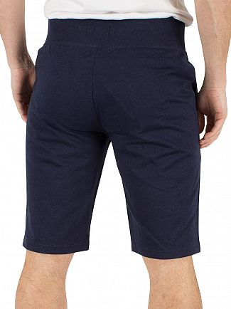 Polo Ralph Lauren Cruise Navy Slim Logo Pyjama Shorts