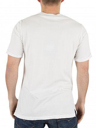 Vivienne Westwood White Classic Logo Mix T-Shirt