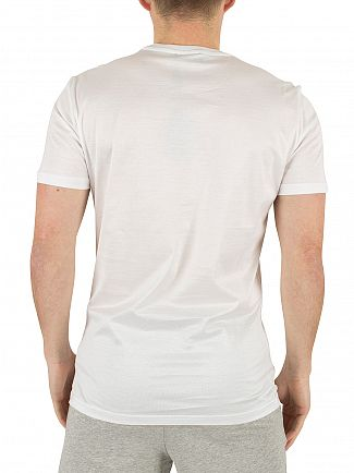 Vivienne Westwood White Left Chest Logo T-Shirt