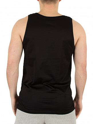 Vivienne Westwood Black Left Chest Logo Vest