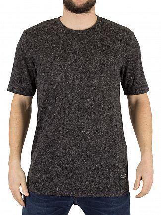 Levi's Jet Black Line 8 Flecked T-Shirt