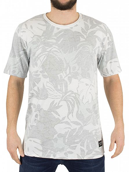 Levi's Bright White Line 8 Wilderness Floral T-Shirt