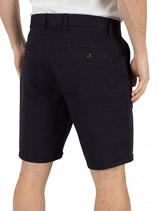Gant Navy Regular Comfort Chino Shorts