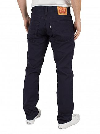 Levi's Blue 511 Slim Fit Nightwatch Jeans