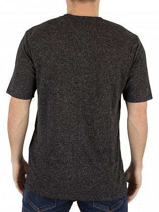 Levi's Jet Black Line 8 Flecked T-Shirt