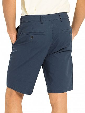 Levi's Dress Blues Straight Logo Chino Shorts