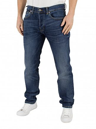 Edwin Lido Wash ED-80 Slim Tapered Jeans