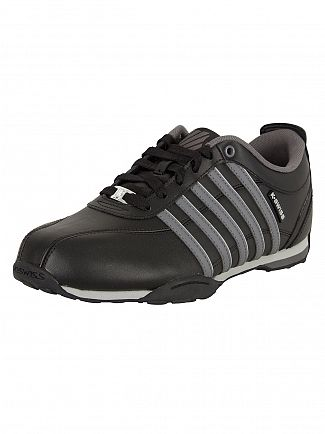 K-Swiss Black/Charcoal/Highrise Arvee 1.5 Trainers