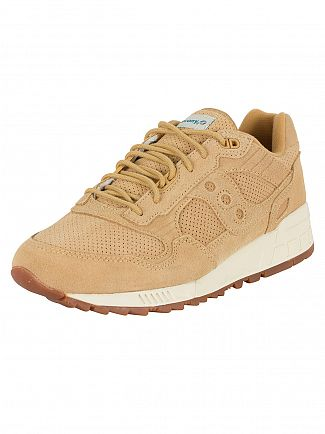 Saucony Wheat Shadow 5000 Trainers