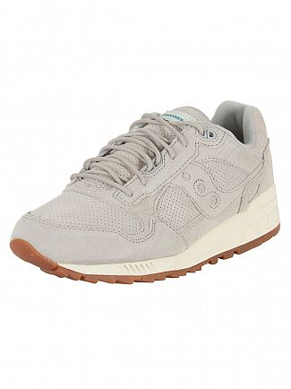 Saucony Grey Shadow 5000 Trainers