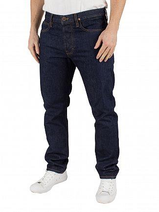 Vivienne Westwood Dark Denim Johnstone Pantaloni Jeans