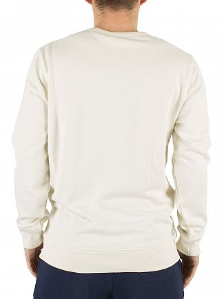 Diesel Cream Willy Only The Brave Sweatshirt
