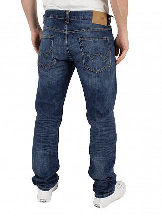 Edwin Lido Wash ED-80 Slim Tapered Jeans